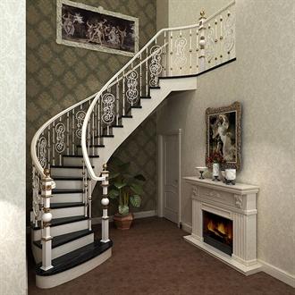 类别特色楼梯扶手的图片