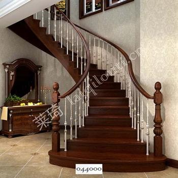 手工锻造铁艺楼梯044000的图片