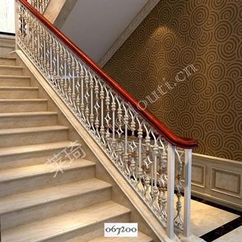 手工锻造铁艺楼梯067200的图片