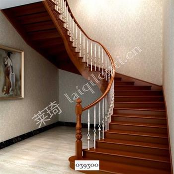 手工锻造铁艺楼梯039300的图片
