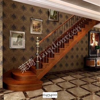 手工锻造铁艺楼梯047400的图片
